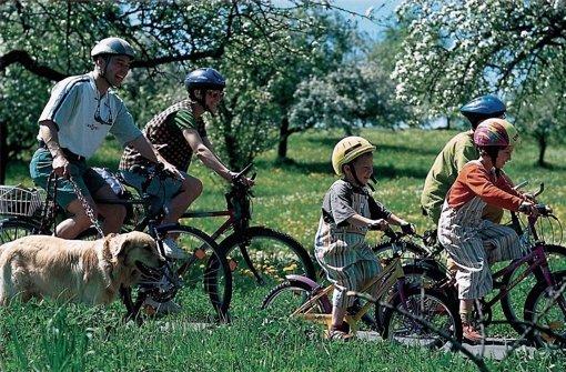 Kinder machen  gern immer wieder am selben Ort Urlaub.  Mit Hund oder ohne. Foto: ddp