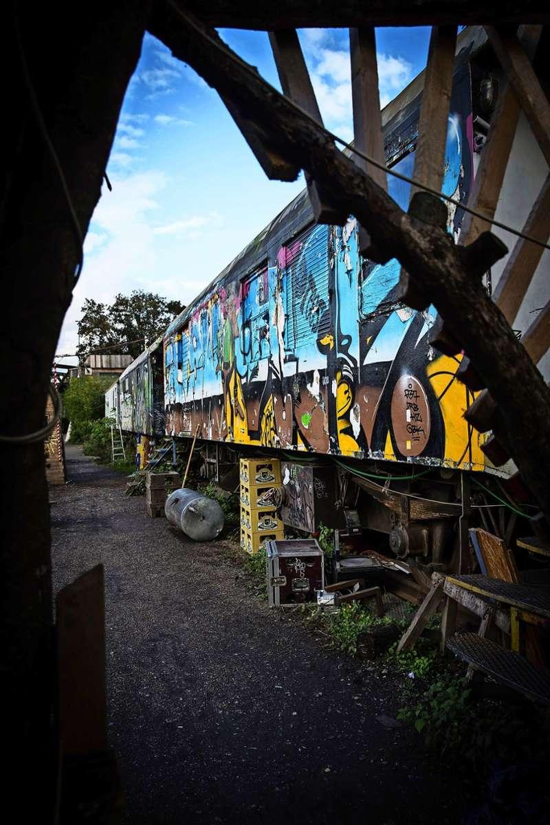 2194 Stuttgarter wünschen sich den Erhalt der Waggons. Foto: /Lichtgut/Zweygarth