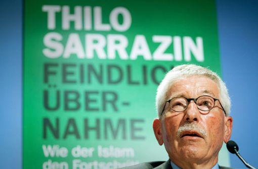 SPD will Sarrazin aus der Partei werfen
