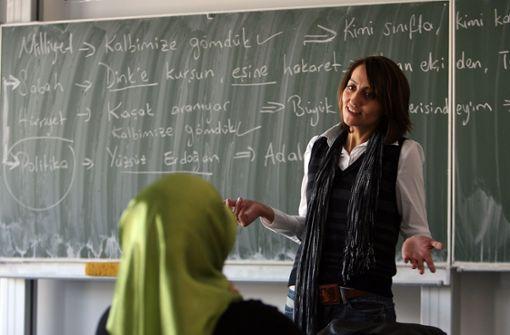 Koalition streitet über Staatsaufsicht für Türkischunterricht