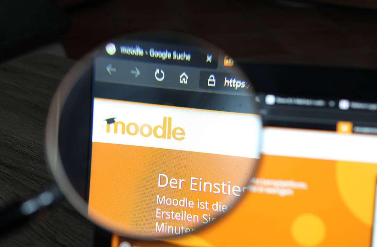 Bei Moodle kommt es regelmäßig zu Problemen (Symbolbild). Foto: imago images/Eibner/Fleig / Eibner-Pressefoto via www.imago-images.de