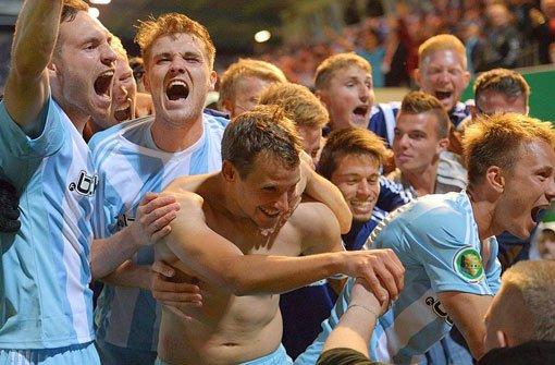 Chemnitzer FC kickt Mainzer raus