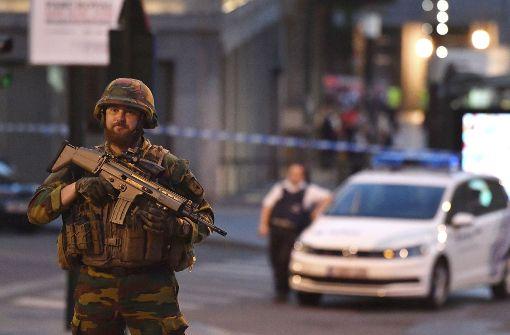 Terrorverdächtiger stirbt nach Explosion