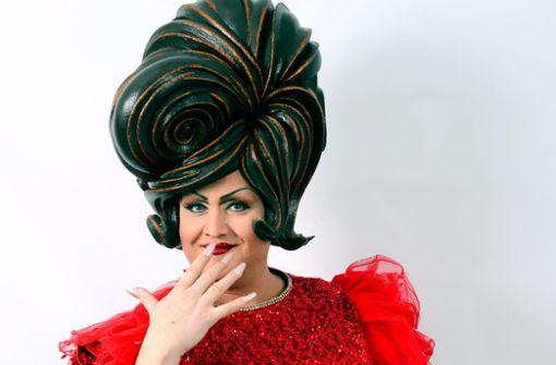 Frl. Wommy Wonder feiert ihr feiert 35-jähriges Bühnenjubiläum ausgiebig im Theater der Altstadt.