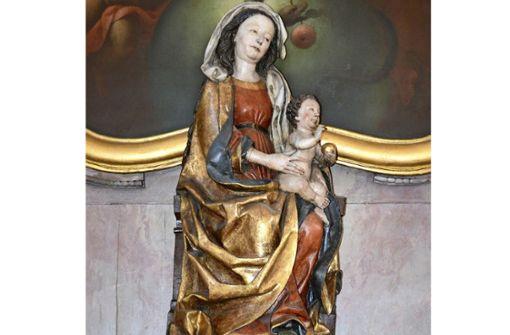 Stuttgarter Madonna lockt viele Pilger