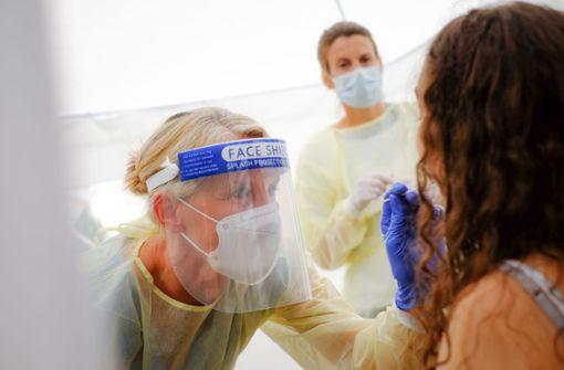 182 weitere Corona-Infektionen im Südwesten nachgewiesen