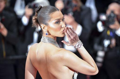 """Bella Hadid bei Premiere von Spike-Lee-Film """"BlacKkKlansman"""""""