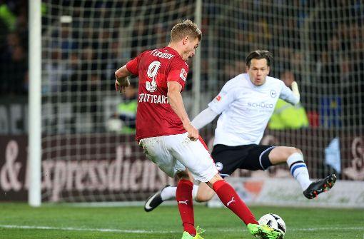Torjäger Terodde lässt VfB träumen