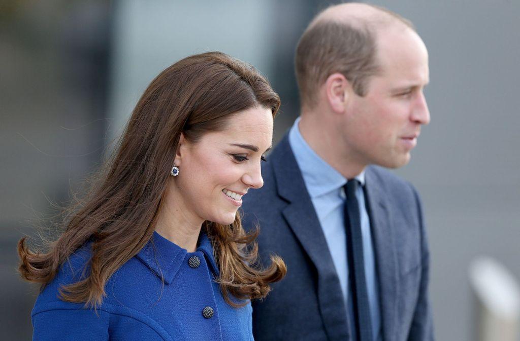 Royale Stilkone und ausgefuchste Fashion-Expertin: Herzogin Kate, die Frau von Prinz William. Foto: Getty Images Europe