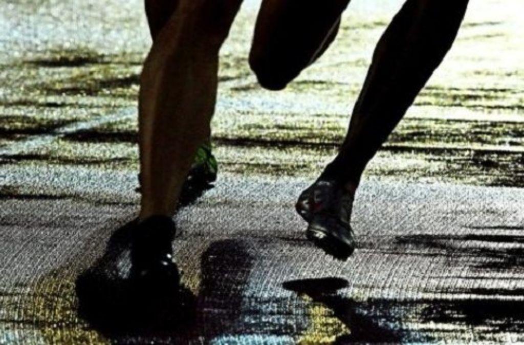 Schatten über der Leichtathletik: der Verdacht läuft seit Jahrzehnten mit Foto: Pressefoto Baumann