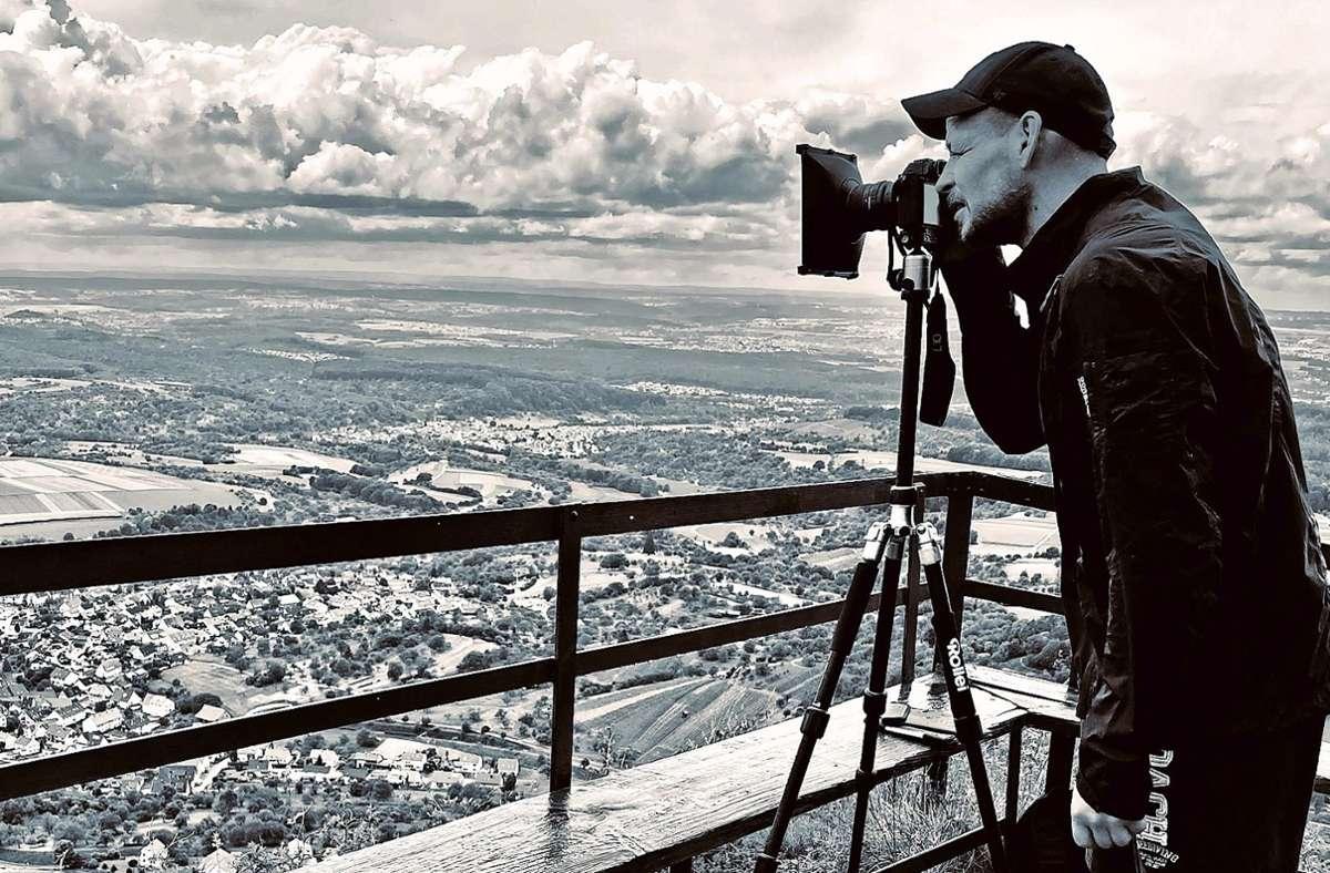Den Fotografen Jan Reiche hat die Corona-Pandemie hart erwischt. Erst im Januar hatte er den Schritt in die Selbstständigkeit gewagt. Foto: privat