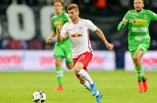 Timo Werner jüngster Bundesliga-Spieler im 100er-Club