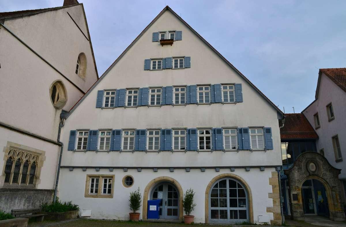Die Altdorfer Bücherei wird gefördert. Foto: Volker Winkler/KRZ Archiv