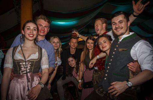 Studenten feiern: Viel Bier für wenig Geld