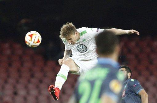 VfL Wolfsburg klar gescheitert