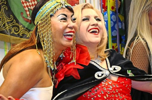 Karnevalsgesellschaft kürt Prinzessin