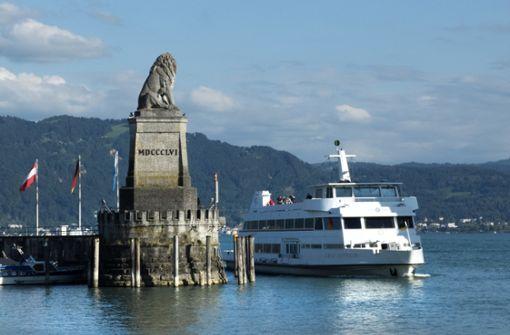 Bayern sperrt Schiffe aus