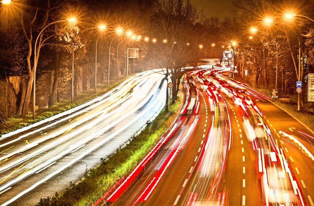 Wie sieht der Verkehr der Zukunft aus: Darauf gibt der Regionlverkehrsplan wenig Antworten. Foto: 7aktuell.de/Dyhringer