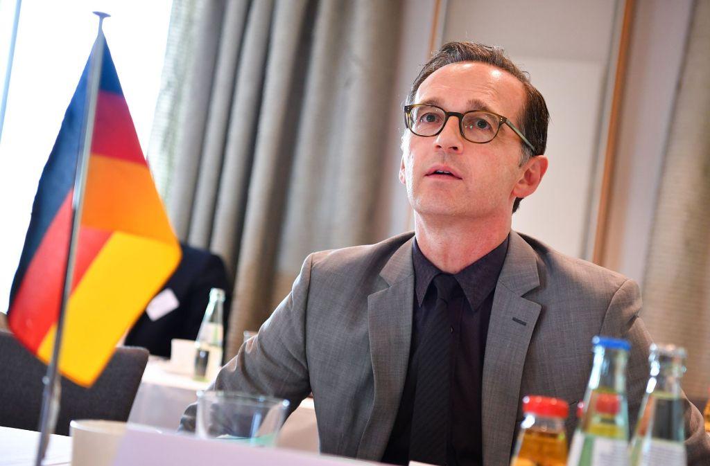 Bundesjustizminister Heiko Maas (SPD) hat die Diskriminierung von Ausländern bei der Wohnungssuche scharf kritisiert. Foto: dpa