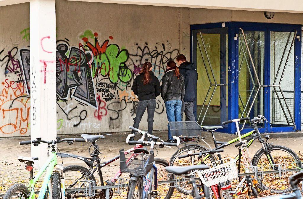 Der Beschluss, Wände für Graffiti freizugeben, entspringt auch einer Art Notwehr – besprüht werden sie ohnehin. Foto: factum/Bach