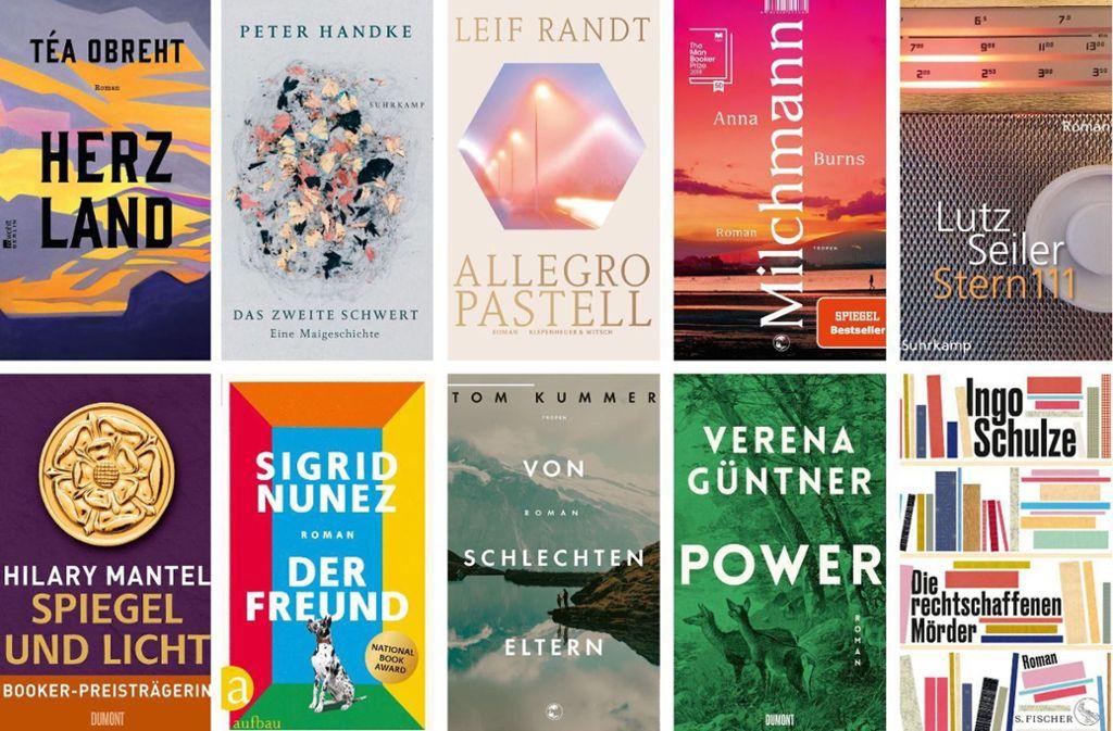 Wenn Sie wissen wollen, warum Sie diese Bücher unbedingt eindecken sollten, klicken Sie sich durch unsere Bildergalerie. Foto: Verlage