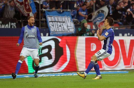 RB Leipzig verliert beim FC Schalke 04