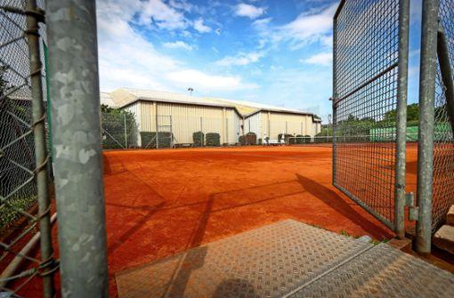Der Umbau beim Tennisclub wird wesentlich teurer