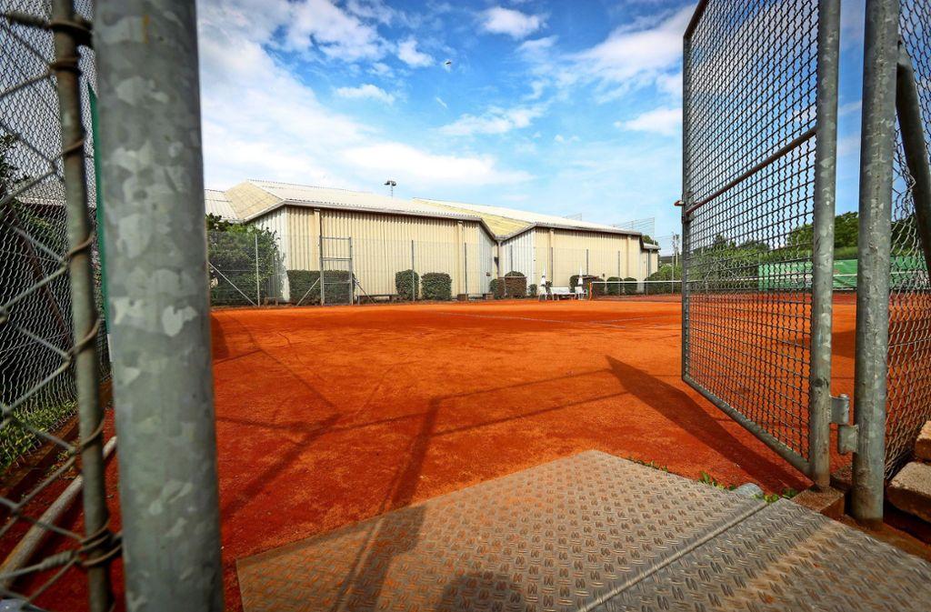 Der Rutesheimer Tennisclub will eine dritte Halle anbauen. Foto: factum/