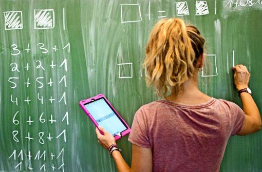 Erst Pädagogik - dann  Technik