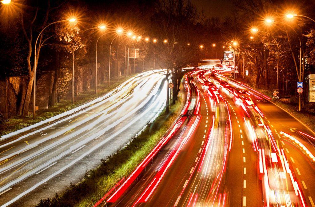 Auch der Individualverkehr ist bei der Aussprache Thema. Foto: 7aktuell/Dyhringer