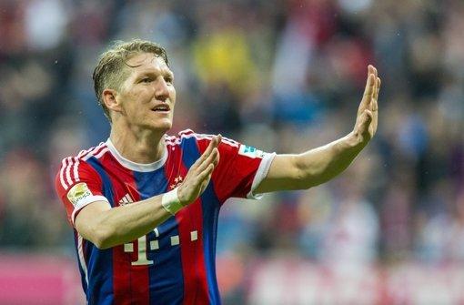 Schweinsteiger schießt Bayern zum Sieg