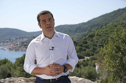 """Tsipras verkündet den """"Tag der Erlösung"""""""