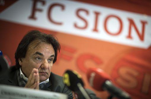 Sperre für Sion-Boss nach Angriff auf Rolf Fringer