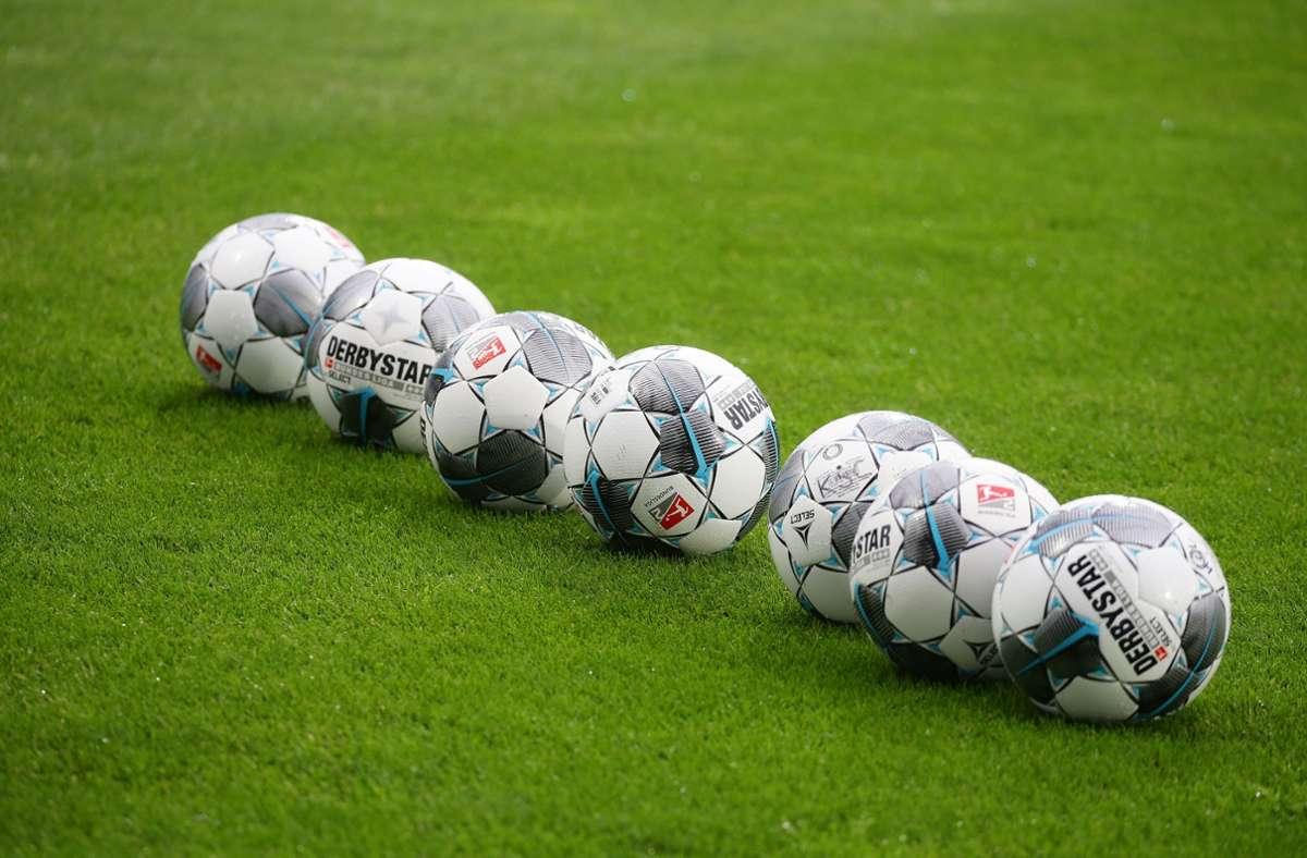 Auch den Fußball hat die Corona-Krise getroffen. Foto: Pressefoto Baumann/Hansjürgen Britsch
