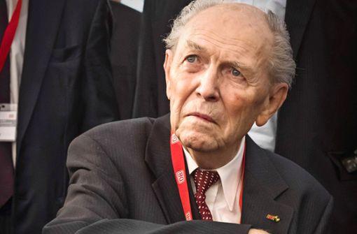 Gerhard Heimerls  Appell als Vermächtnis
