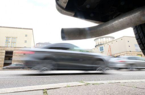 Stuttgarter mehrheitlich zufrieden mit Fahrverboten