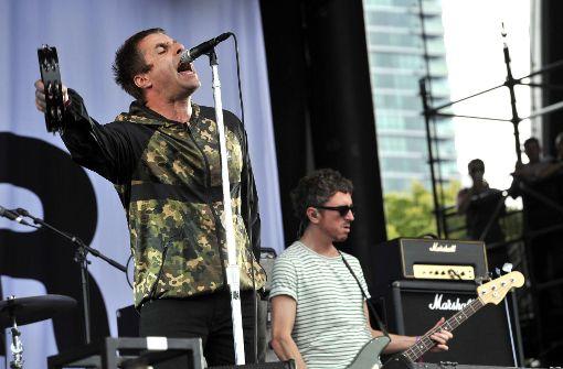 Ex-Oasis-Sänger bricht Lollapalooza ab