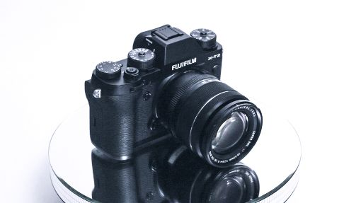 Fujifilm XT-2 - Videoansicht