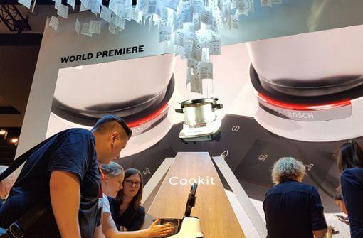 Bosch fordert Thermomix heraus