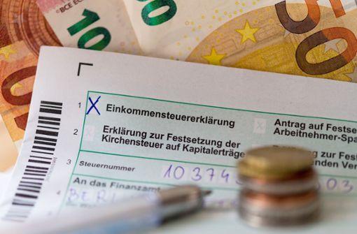 Steuern sparen – mit Versicherung und Vorsorge