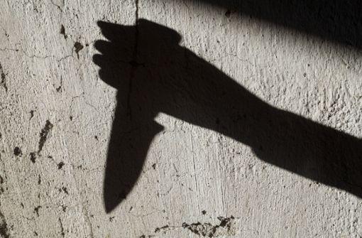 Messerattacke fordert zwei Verletzte