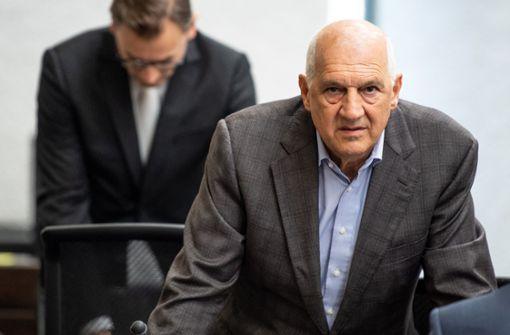 Willi Balz weist Vorwürfe vor Gericht zurück