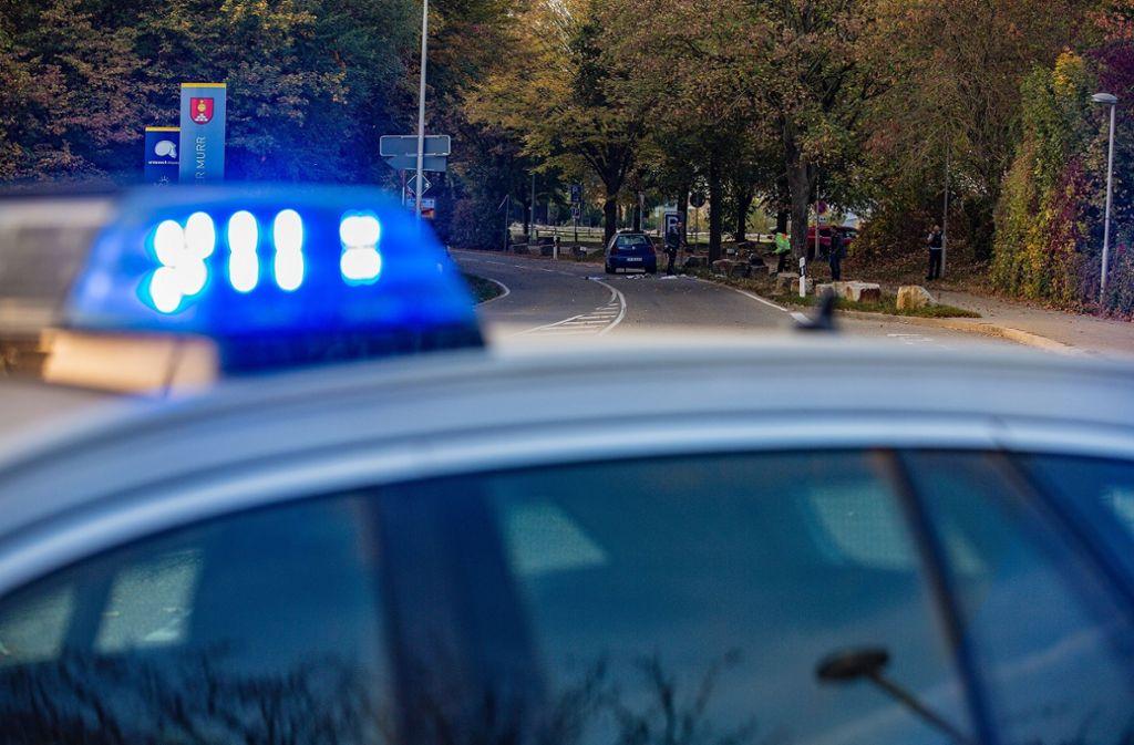 Der Unfallort in Steinheim. Foto: KS-Images.de