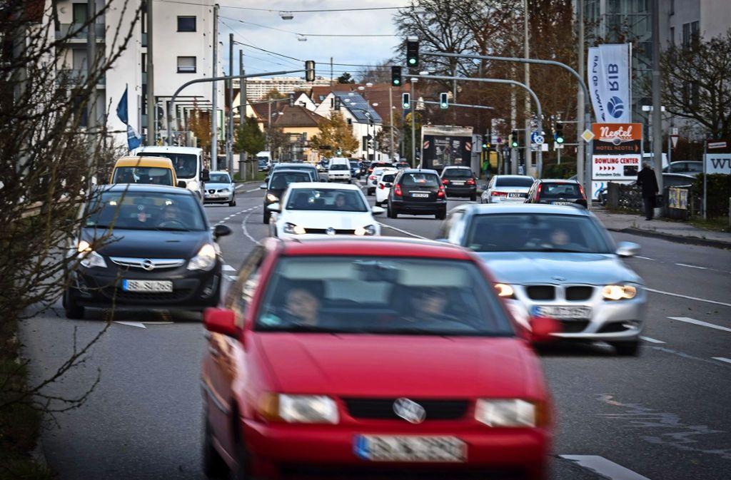 Lärmverursacher Nummer 1 in den Filderbezirken ist der Straßenverkehr. Foto: LG/Zweygarth