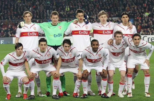 Als der VfB das letzte Mal Champions League spielte