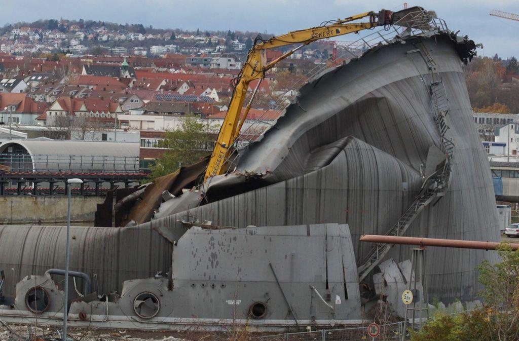 Das Kohleheizkraftwerk hat im Frühjahr 2019 den Betrieb eingestellt. Foto: Andreas Rosar