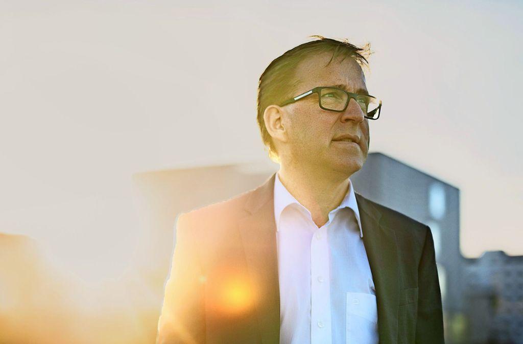 Vernetzt: Johannes Söhner Foto: Steffen Schrägle
