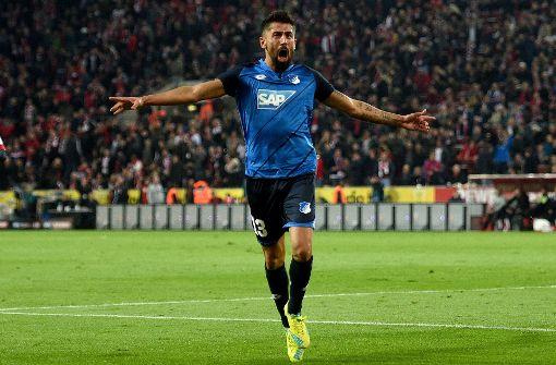 Hoffenheim nach Demirbay-Tor im Europapokal