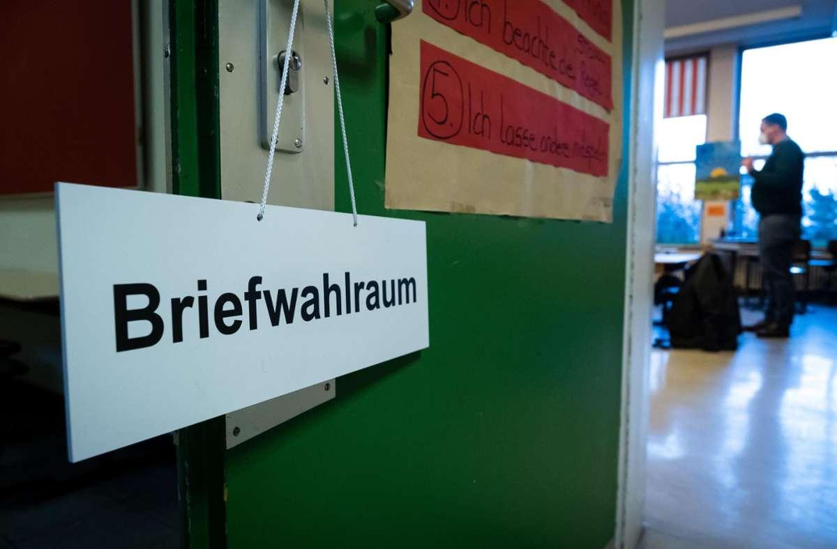 In Schönau im Schwarzwald lag die  Wahlbeteiligung bei  gut 103 Prozent. (Symbolfoto) Foto: Lichtgut/Achim Zweygarth