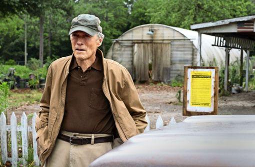 Clint Eastwood als Drogenkurier